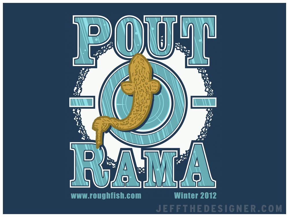 Pout-O-Rama Logo