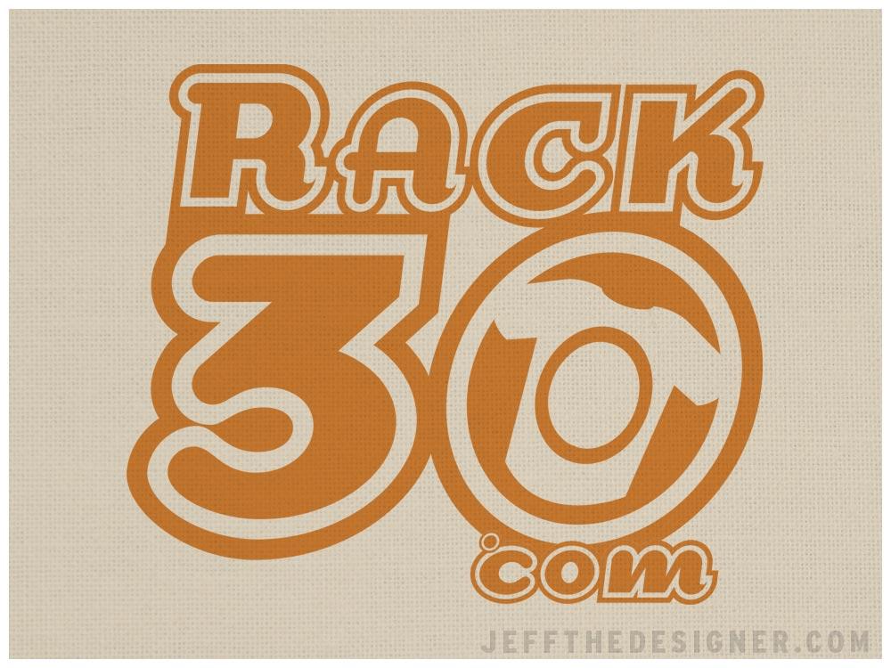 Rack30.com Logo