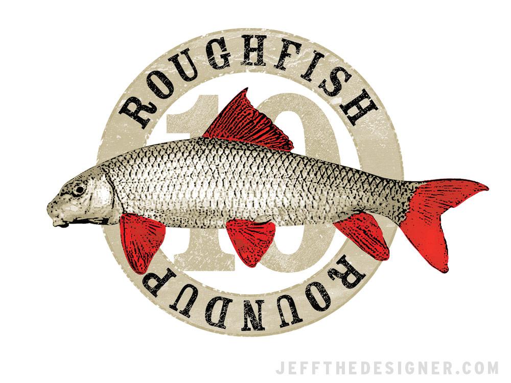 Roughfish Roundup Logo