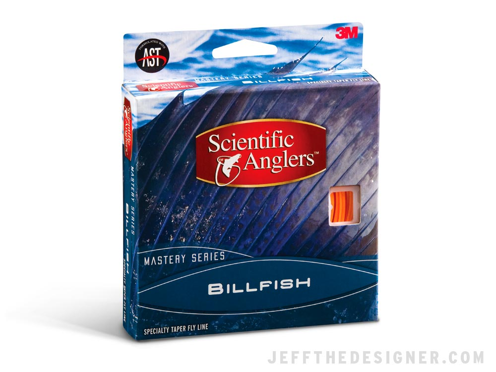 Scientific Anglers Billfish Fly Line Package