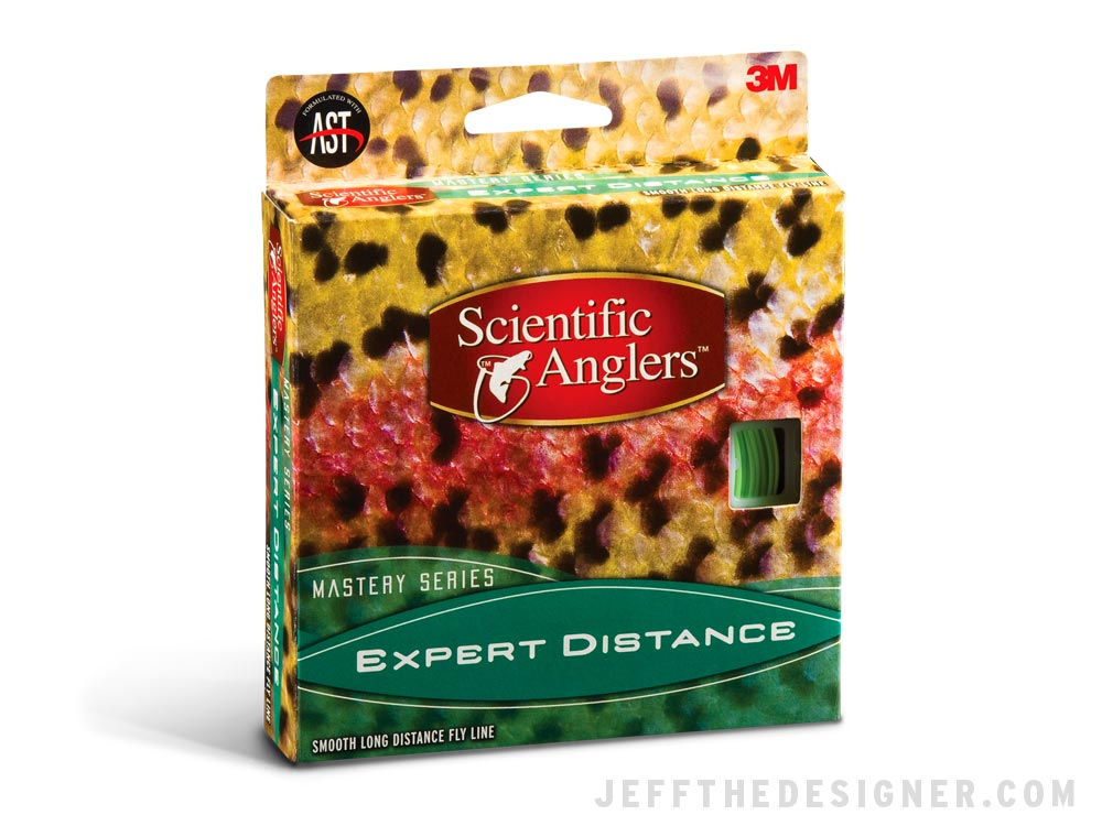 Scientific Anglers Expert Distance Fly Line Package