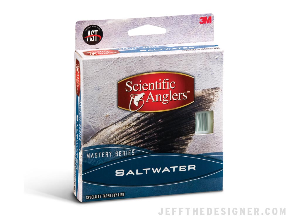 Scientific Anglers Saltwater Fly Line Package