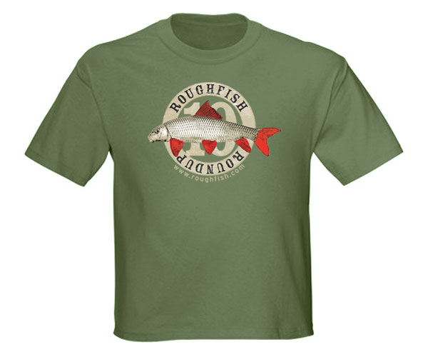 10th Annual Roughfish Roundup T-Shirt