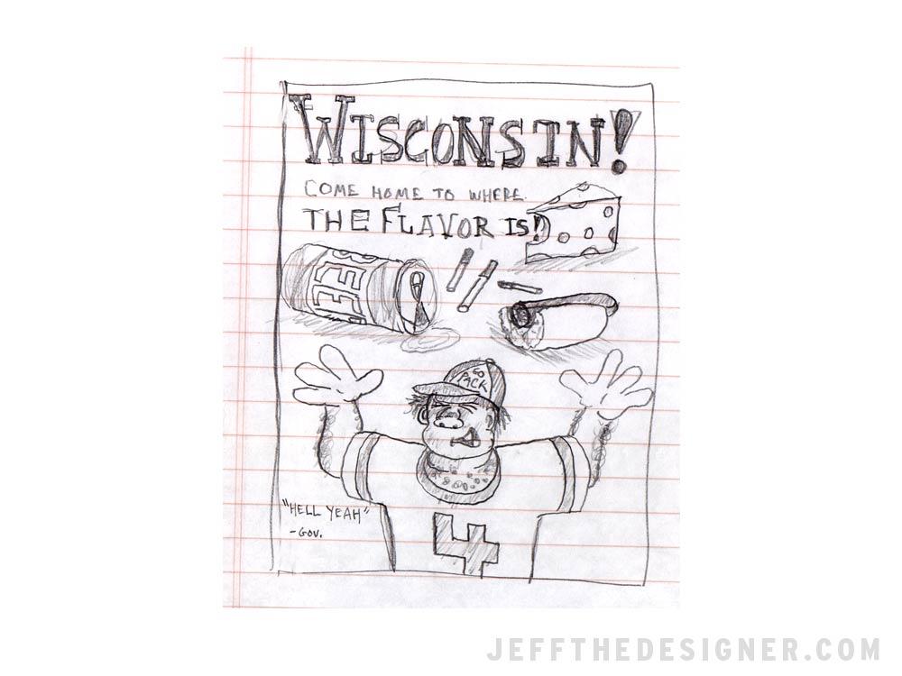 Sketchbook - Wisconsin
