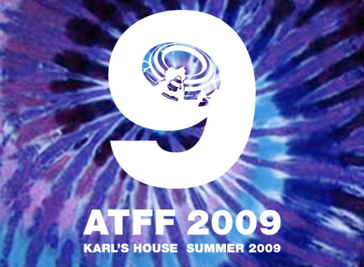 ATFF 2009 T-Shirt Close-Up