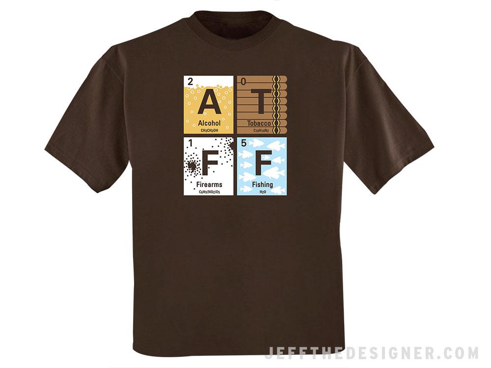 ATFF 2015 T-Shirt