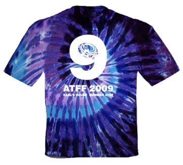 ATFF 2009 T-Shirt