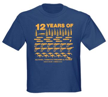 ATFF 2012 T-Shirt