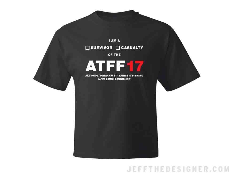 ATFF 2017 T-Shirt
