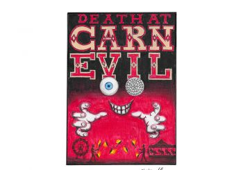 Creature Feature Carn Evil Poster