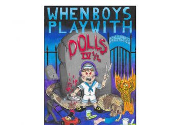 When Boys Play With Dolls Movie Poster