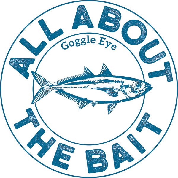 All About The Bait Goggle Eye Logo
