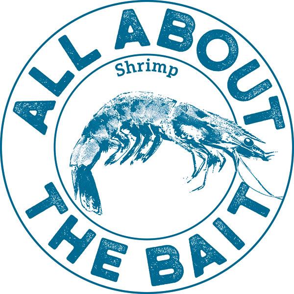 All About The Bait Shrimp Logo