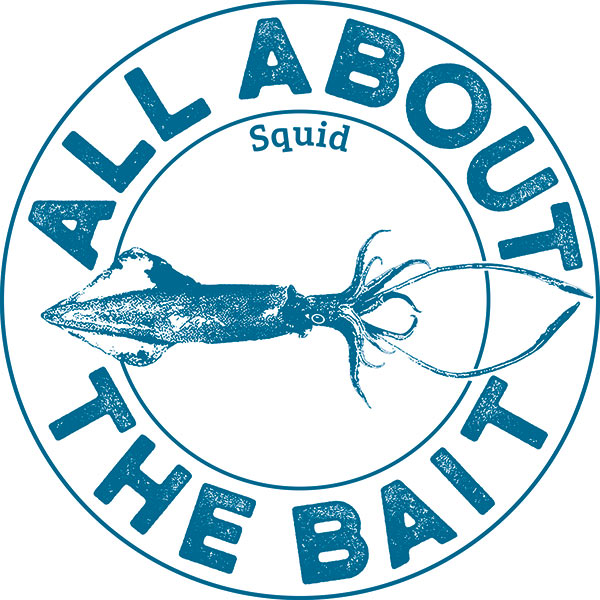 All About The Bait Squid Logo