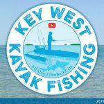Key West Kayak Fishing Sticker Screen Capture