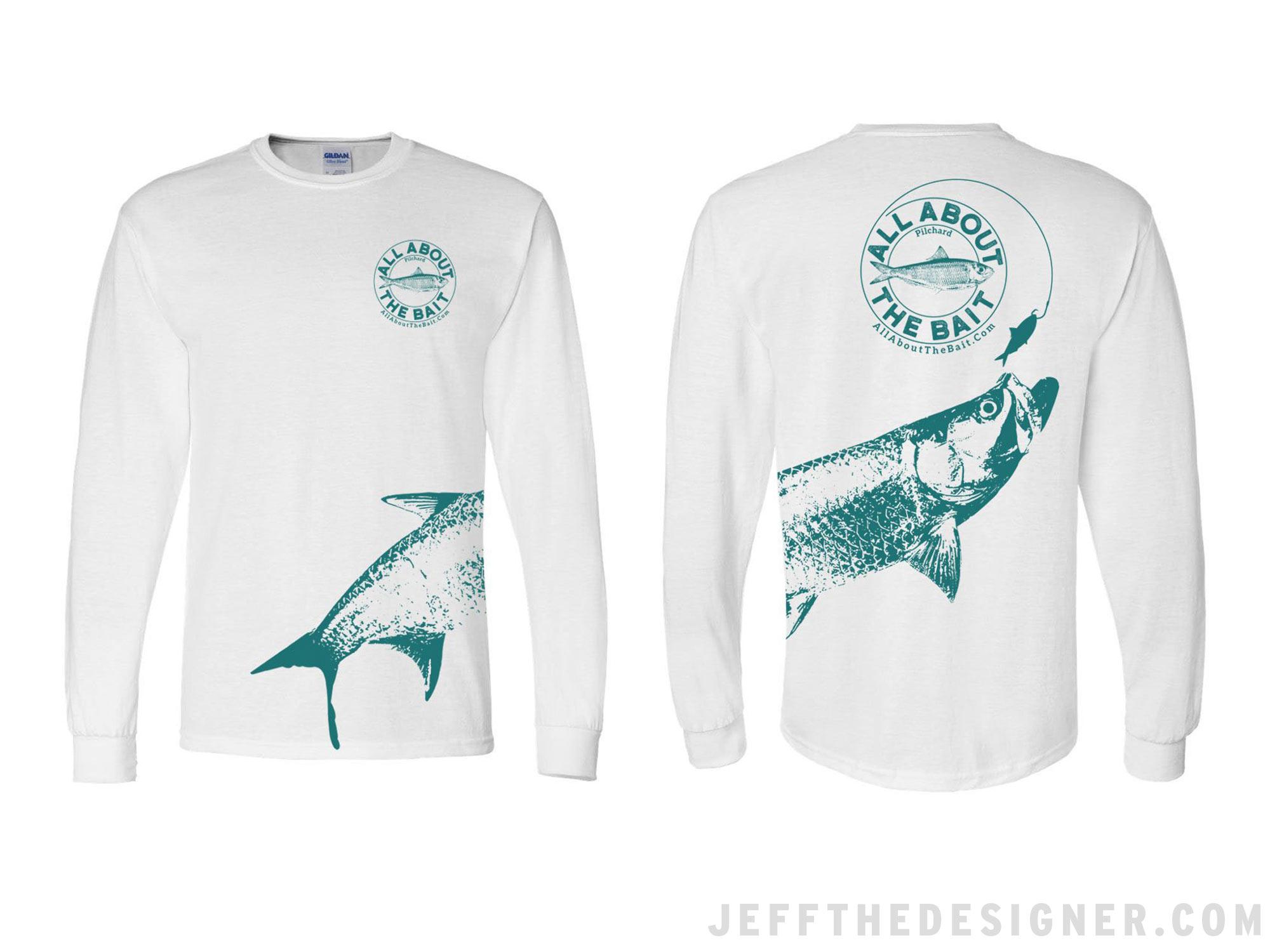 Fishing Shirt Design - Tarpon