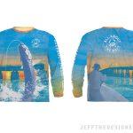 Florida Keys Bahia Honda Tarpon Fishing Shirt