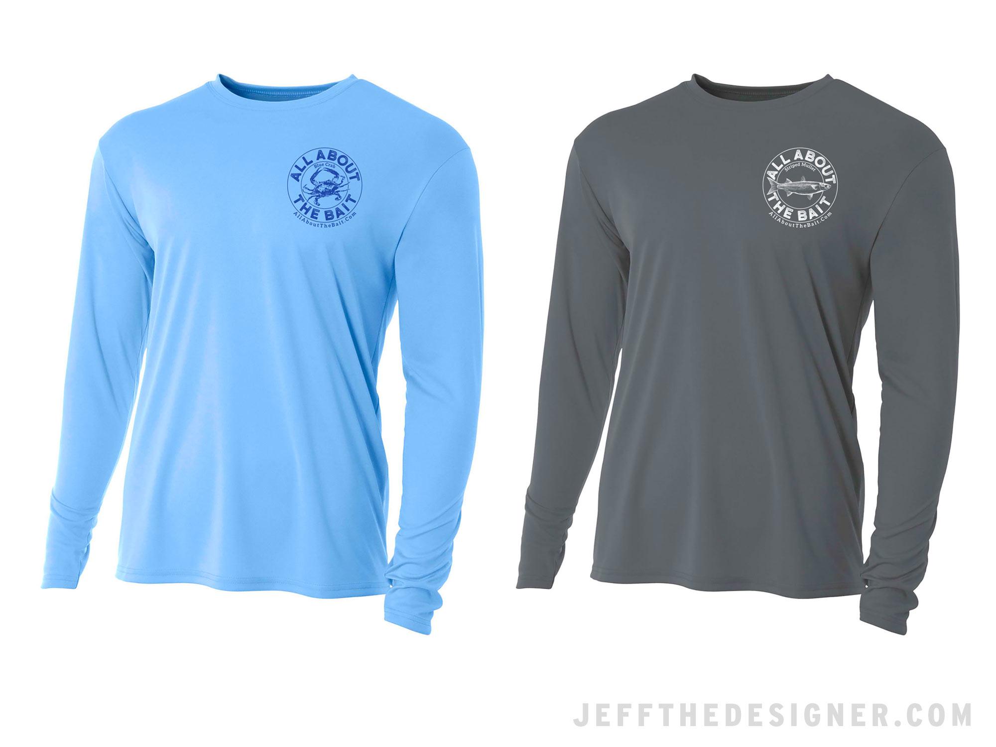 Long-Sleeve UV-Protection Fishing Shirt